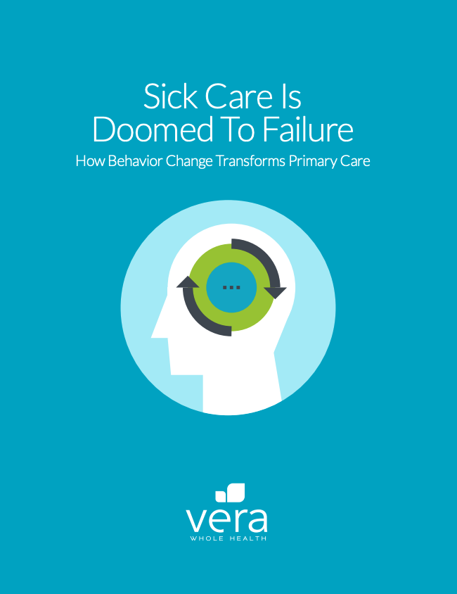 Sick Care Is Doomed To Failure - Cover